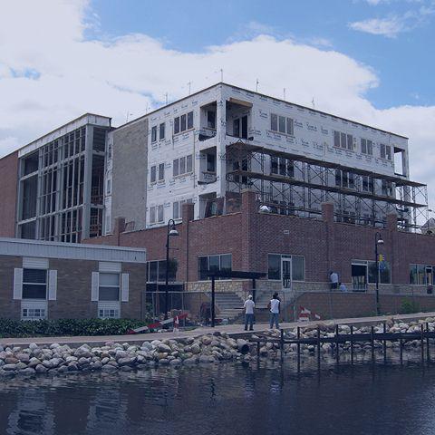 SedgeBrook Living Centre Project