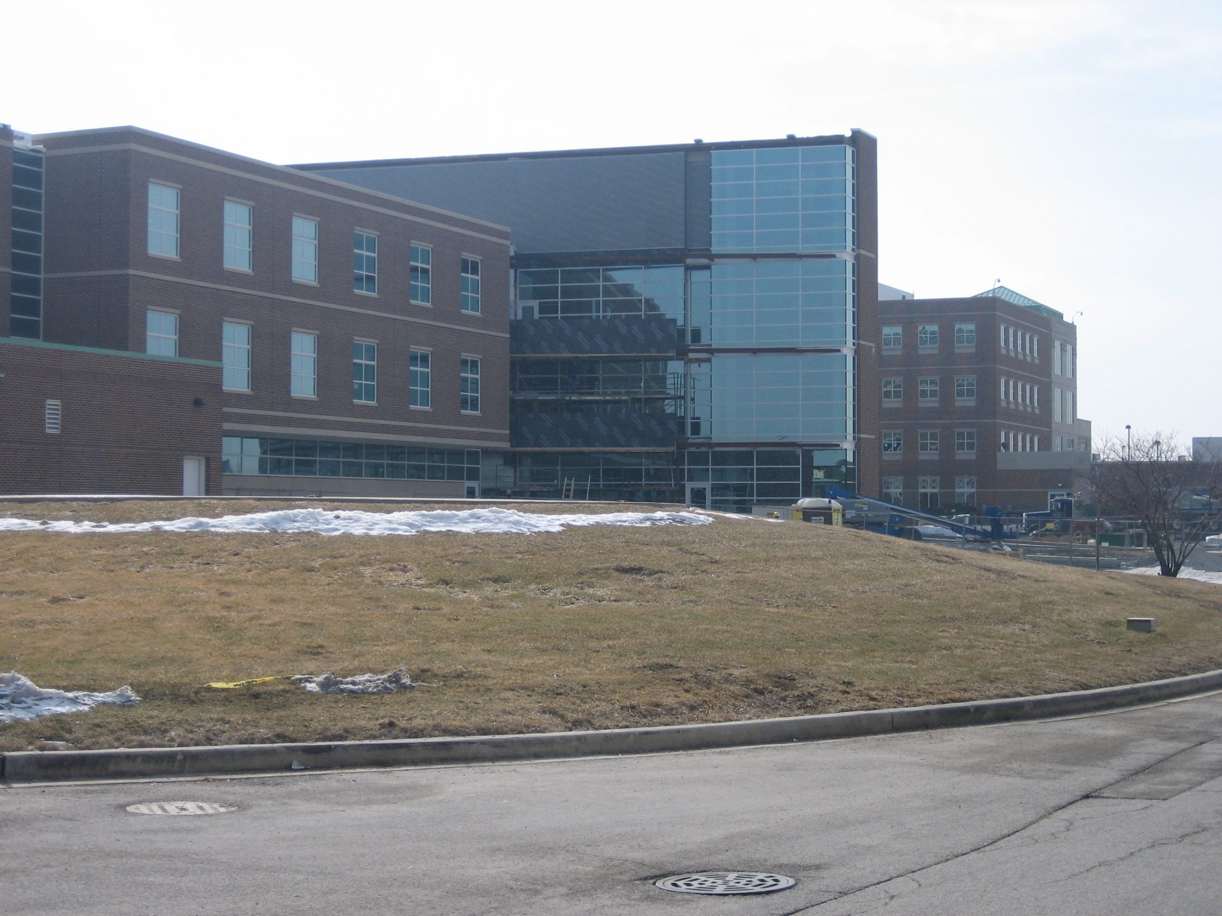 Delnor Hospital Project