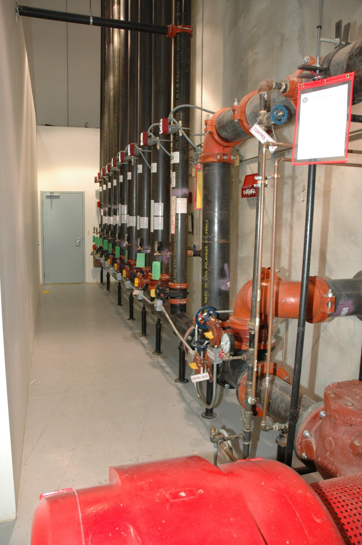 Repair · Valley Fire Protection Systems