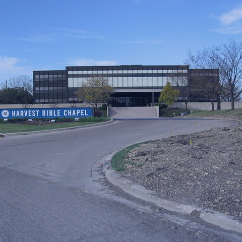 Harvest Bible Church Project