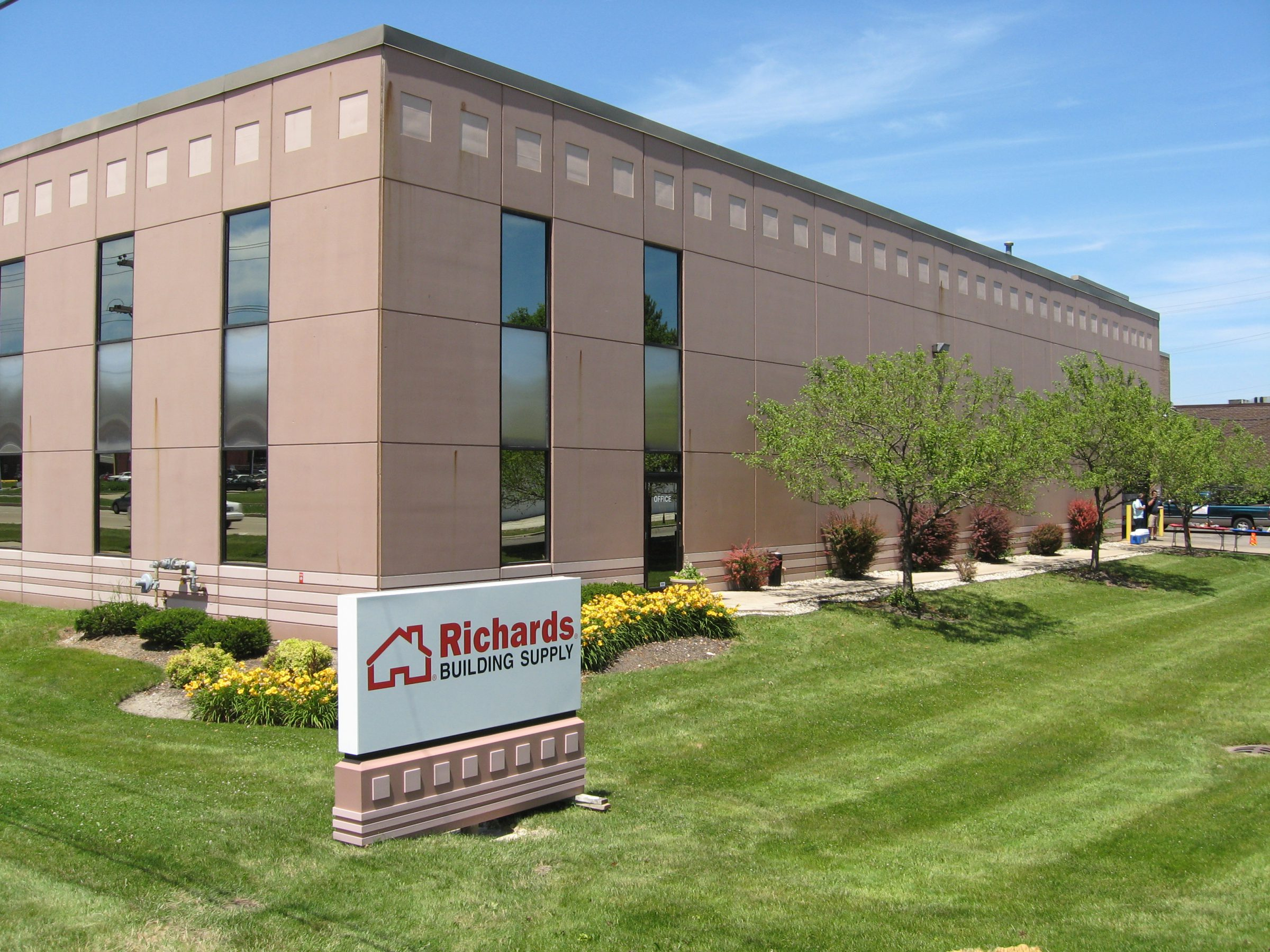 Richard Building Supplies Project