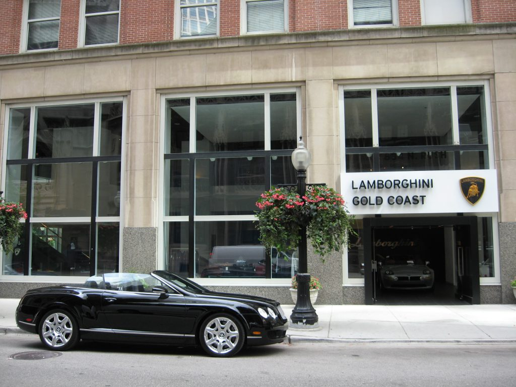 Lambourghini Gold Coast Project