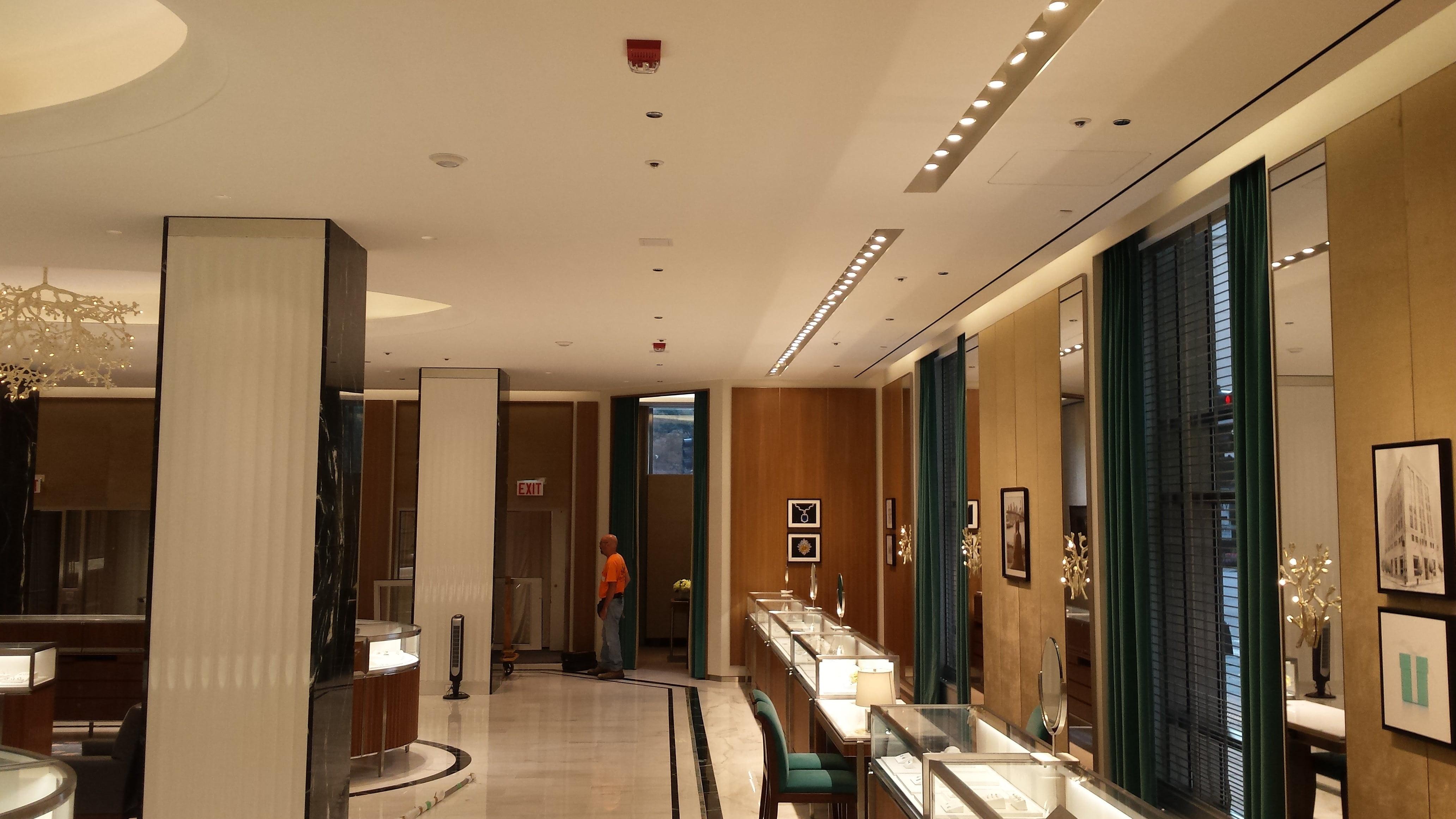 Tiffany & Co Project