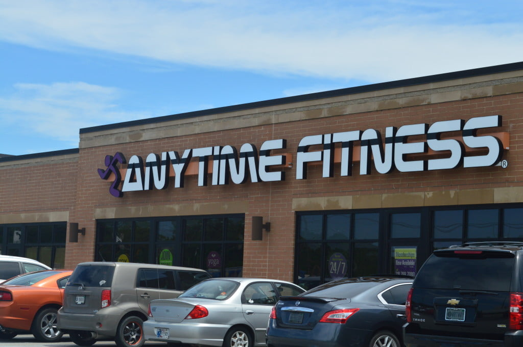 Anytime Fitness Project