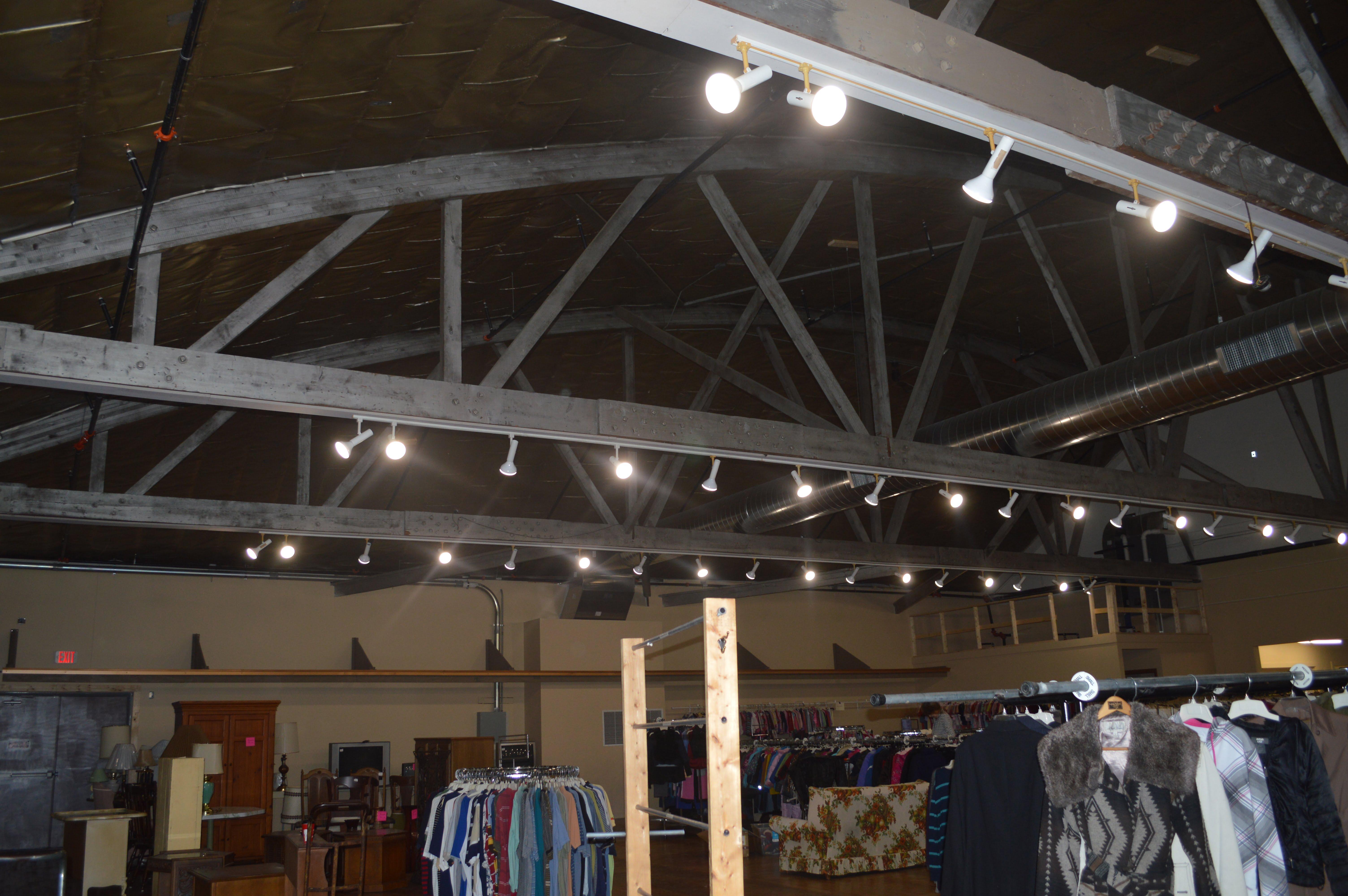 Harvest Thrift Shop Project