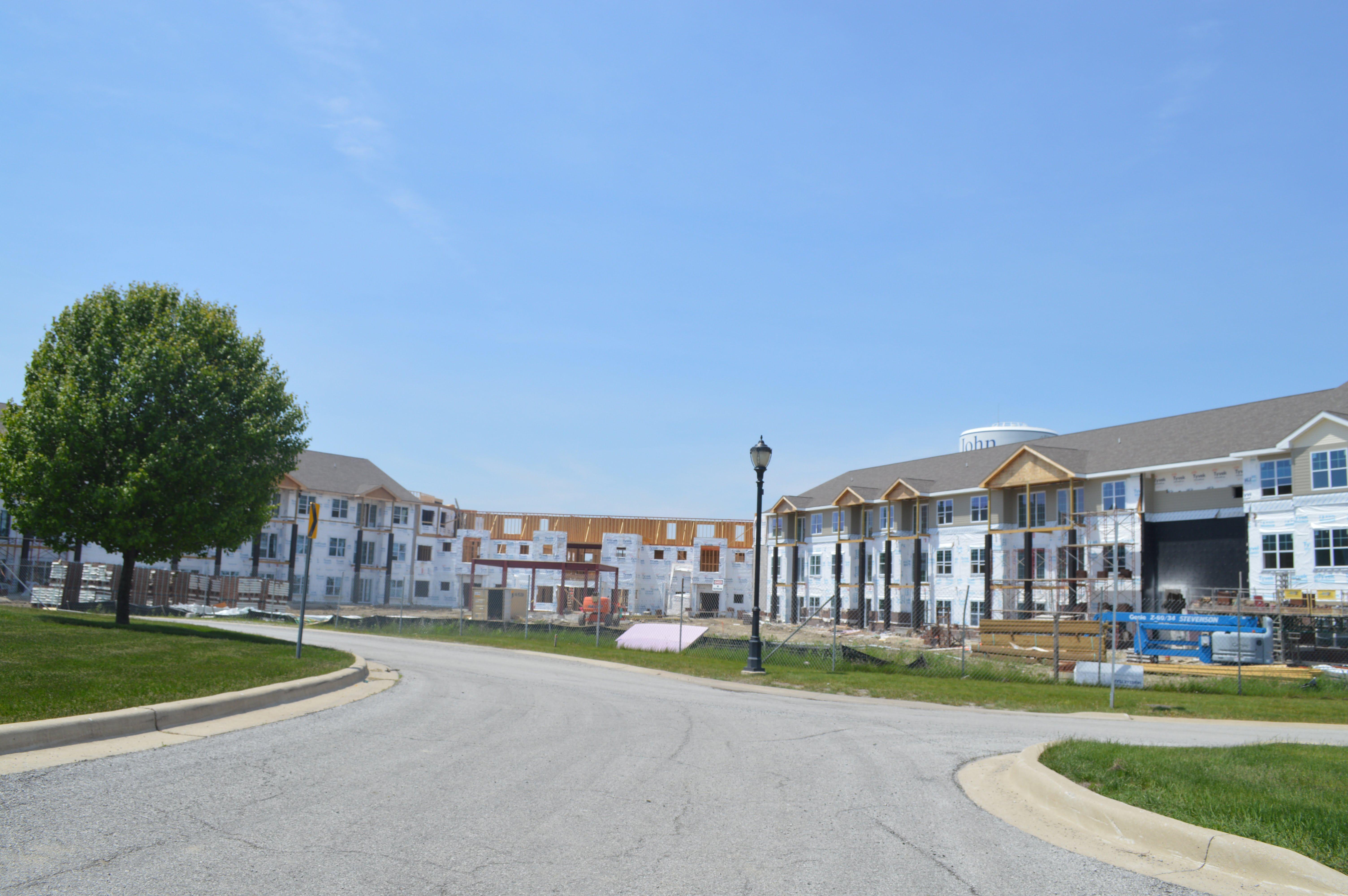 Park Place of St. John Project