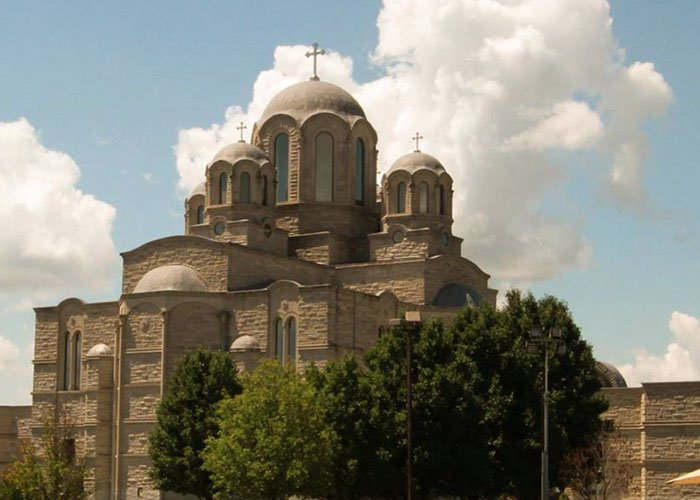 St. Sava Church Project