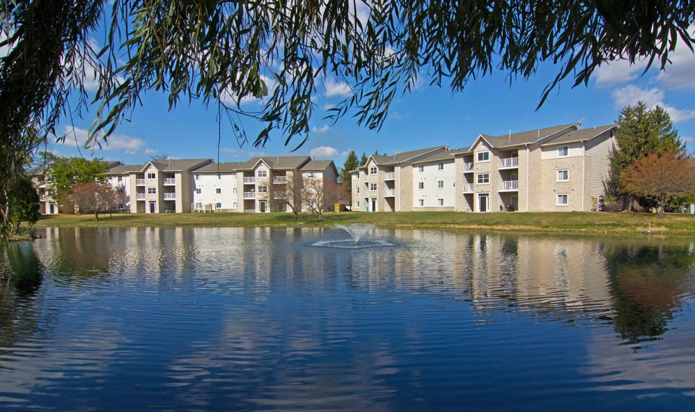The Lakes Apartments Project