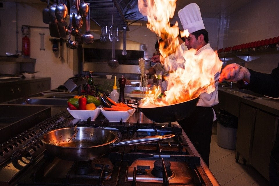 Restaurant Fire Protection Tips