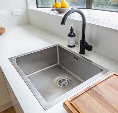How to Prevent a Kitchen Sink Clog