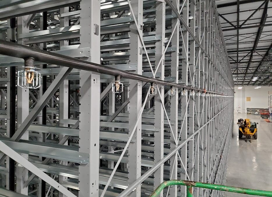 Warehouse Fire Protection Systems